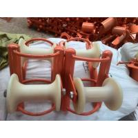 China Straight line cable block on sale