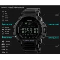 Quality Skmei Fashion Bluetooth Smart Innovation Remote Camera Pedometer Chrono Multifunction Sport Wrist Watch Android and Ios for sale