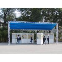 China Small Aluminum Stage Light Truss System For Roadside Exhibition wholesale