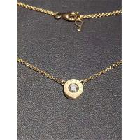 China Piaget diamonds of clavicular necklace  18kt gold  with yellow gold or white gold wholesale