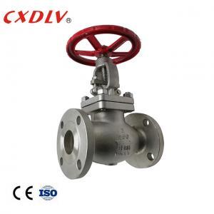 China ANSI Industrial Flanged Cut Off CF8M Hydraulic Globe Valve wholesale