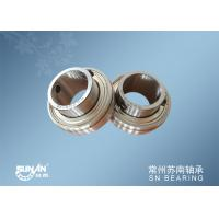 China Industrial Insert Bearings SB200 , Farm Vehicle And Excavator Bearings SB205-16  Mounted Bearings wholesale