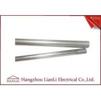 Buy cheap 1/2 inch Steel EMT Electrical Conduit Welded 2 inch Galvanized Pipe from wholesalers