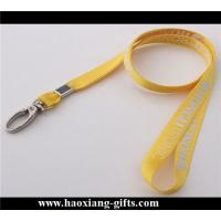 China factory price 20*900mm blank sublimation printing lanyard with metal buckle wholesale