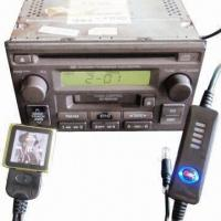 China Car Audio Aux MP3 Adapter, Supports iPod 3G wholesale