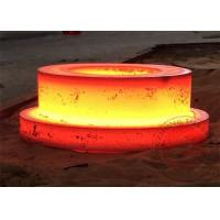 China Pressure Vessel Industrial Heavy Stainless Steel Flange Forging Metal Process wholesale