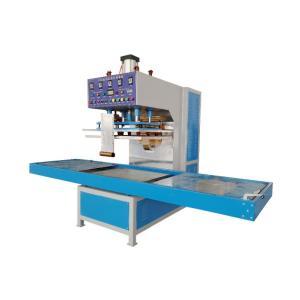 China PLC Single Sided Resistance Spot Welding Machine 350mm  Diameter wholesale