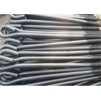 China J / L / U / V Shaped Anchor Bolts Concrete Foundation Grade 12.9 High Tensile wholesale