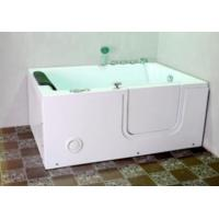 China Walk-in Bathtub With Door/handicapped Bathttub/roll In Shower wholesale