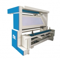 China 2500W Tension Free Knitted Fabric Inspection Machine wholesale