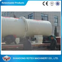 Quality Industrial Rotary Dryer Machine / Rotary Drum Biomass Dryer Equipment for sale