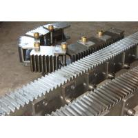 Quality Transmision Rack Gear Forging 42CrMo4 For Mining / Metallurgical Machinery for sale