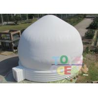 China Customized Size Inflatable Planetarium Projection Air Dome Tent For Outdoor wholesale