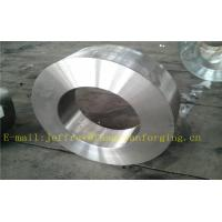Quality 34CrMo4 SCM430 SCM2 4135 Alloy Steel Forgings Sleeve Shaft Blanks Oil Well Drill for sale