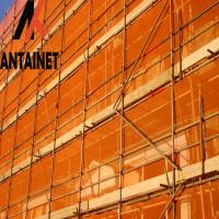 China Flame retardant HDPE  orange safety net for construction in China wholesale
