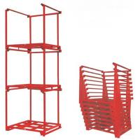 China Pallet Stacking Rack Movable Rack Stacking Frames Mobile Racking wholesale