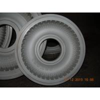 China customized Polyurethane PU Foam Tyre Mould , Wheelchair Tire Mold wholesale