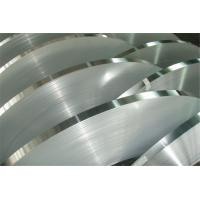 China Thin Aluminium Strip 1100 8011 Slit Aluminium Tape 0.3mm - 3.0mm Thickness wholesale