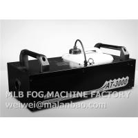 China Professional 3000W DMX Stage Fog Machine With LCD Controller wholesale