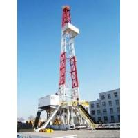 China Drilling Rig Mast / Drilling Rig Derrick For Oil Drilling To API Standard wholesale