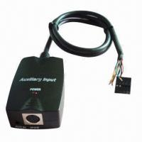 China Car MP3 Interface for iPod, with Aux wholesale