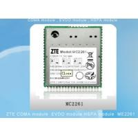 Buy cheap ME2261 ZTE CDMA EVDO HSPA module Support TCP / IP / UDP protocol stack from wholesalers