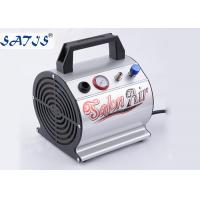 China Small Mini Air Compressor For Airbrushing Auto Start / Stop Fuction For 0.2-0.5mm Nozzle wholesale