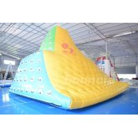 China 0.9mm Commercial Grade PVC Tarpauline Durable Inflatable Water Iceberg wholesale