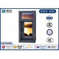 China Exterior Fire Rated Windows / Interior 1 Hour Fire Rated Windows Color Optional wholesale