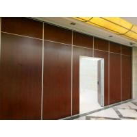 Buy cheap High Sound Insulation Acoustic Operable Partition Walls With Aluminum Frame from wholesalers