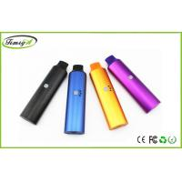 China Dry Herb Vaporizers , 1500puffs Pex Vaporizer Kit With 1600mah Battery For USA on sale