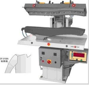 China Automatic Side Seam Ironing Machinery Apparel Steamer wholesale