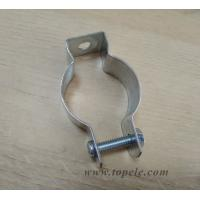 China Pipe Support Galvanized BS4568 GI Conduit Hanger For Electrical Contrustion wholesale