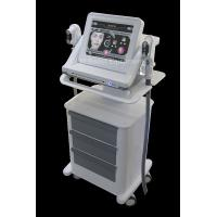 Wholesale Double - Handle hifu high intensity focused ultrasound for face lifting / wrinkle removal from china suppliers