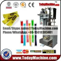 Buy cheap automatic liquid pouch machine,filling packaging machine,VFFS-280LS,popsicle machine,ice forms from wholesalers