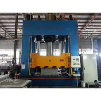 1600 Ton Automatic Hydraulic Press Machine For Bicycle Crank High Precision