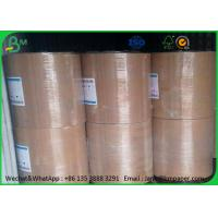 China 200gsm - 400gsm Cardboard Paper Roll Coated Duplex Board Grey Back For Wall Calendar wholesale