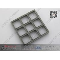 China Grey Color 38X38mm Fiberglass Grating wholesale