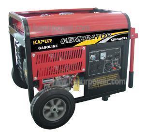 China Gasoline Generator KGWY6500CX(E) wholesale