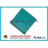 China Viscose Rayon Multi Purpose Cleaning Wipes Apertured Surface Preparation wholesale