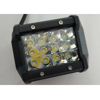 China 3 Inch  12 - 24 Volt LED Work Lights For Vehicles / Off Road 36W wholesale