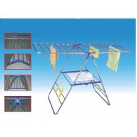 China Indoor Home Foldable Stainless Steel Clothes Rack Dryer, Baby Clothes Hanger JP-SS108 wholesale