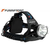 China 3 Gears 900LMs Outdoor CREE LED Headlamp Headlight Works with 3 x AA Battery wholesale