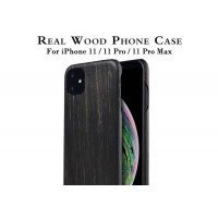China Customized Pattern IPhone 11 Engraved Wooden Phone Case on sale