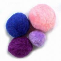 China Normal Pompoms, Available in Various Sizes and Colors wholesale