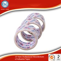 China 48mm BOPP Packaging Tape Environment Protection Stable Good Adhesive wholesale