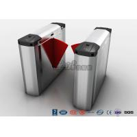 China Stainless Steel Flap Barrier Gate wholesale