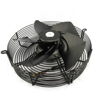 China EC Motor Axial Ventilation Fan , Industrial Ac Axial Fan 230VAC wholesale