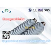 China High Quality UV/ A~F Flute Corrugated Roller for Single Facer wholesale