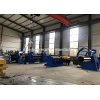 China High Speed Hydraulic Steel Coil Slitting Line Machine For Stainless Steel wholesale